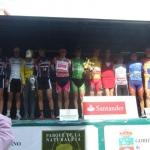 """Podio """"Circuito Montañés 2007"""""""
