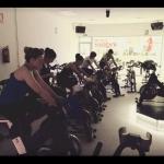 Curso monitor ciclo indoor Lugo