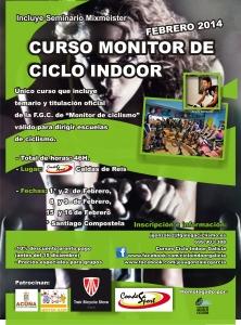 Curso monitor ciclo indoor y mixmeister
