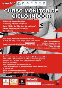 Monitor ciclo indoor mayo 2014 (Lugo)