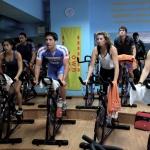 Curso monitor ciclo indoor Vigo 2013