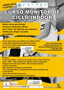 Curso monitor ciclo indoor