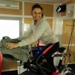 Curso monitor ciclo indoor Caldas 2013