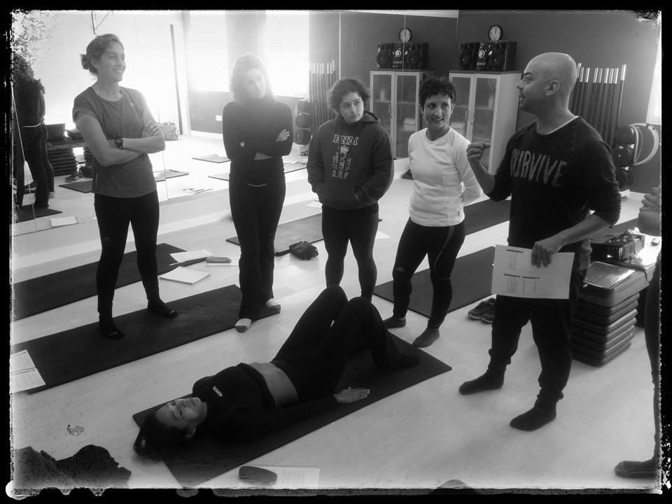 Seminario Pilates Pontevedra1