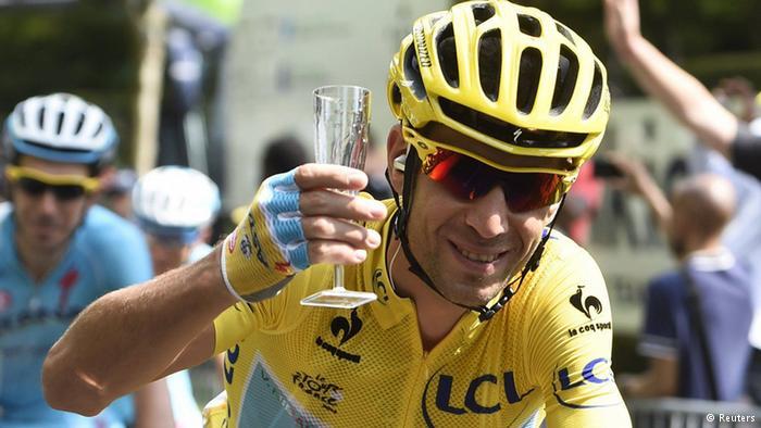 Vincenzo Nibali, ganador Tour 2014