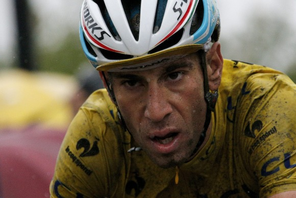 Nibali tour 2014