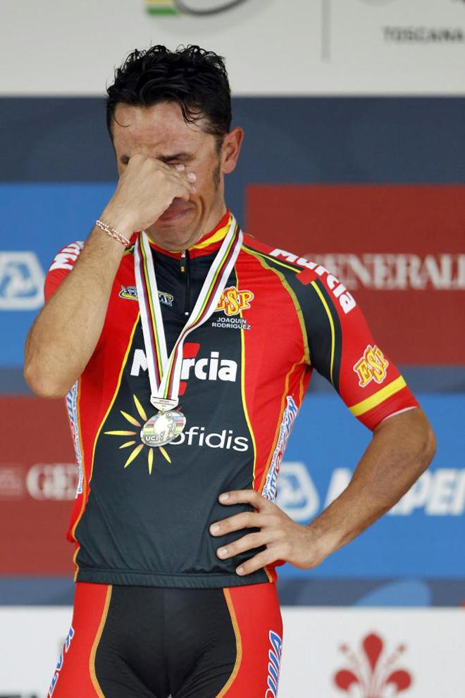Mundial ciclismo Florencia 2013, Purito Rodriguez