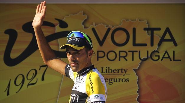 Delio Fernandez Volta a Portugal