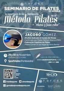 Seminario Pilates en Pontevedra