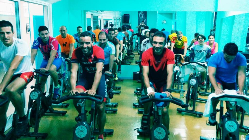 Curso ciclo indoor Vigo