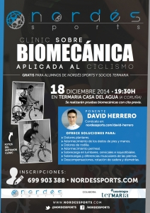 Clínic biomecánica aplicada al ciclismo