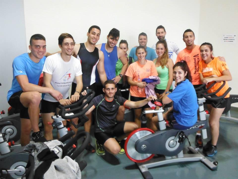 Curso Ciclo Indoor Tenerife