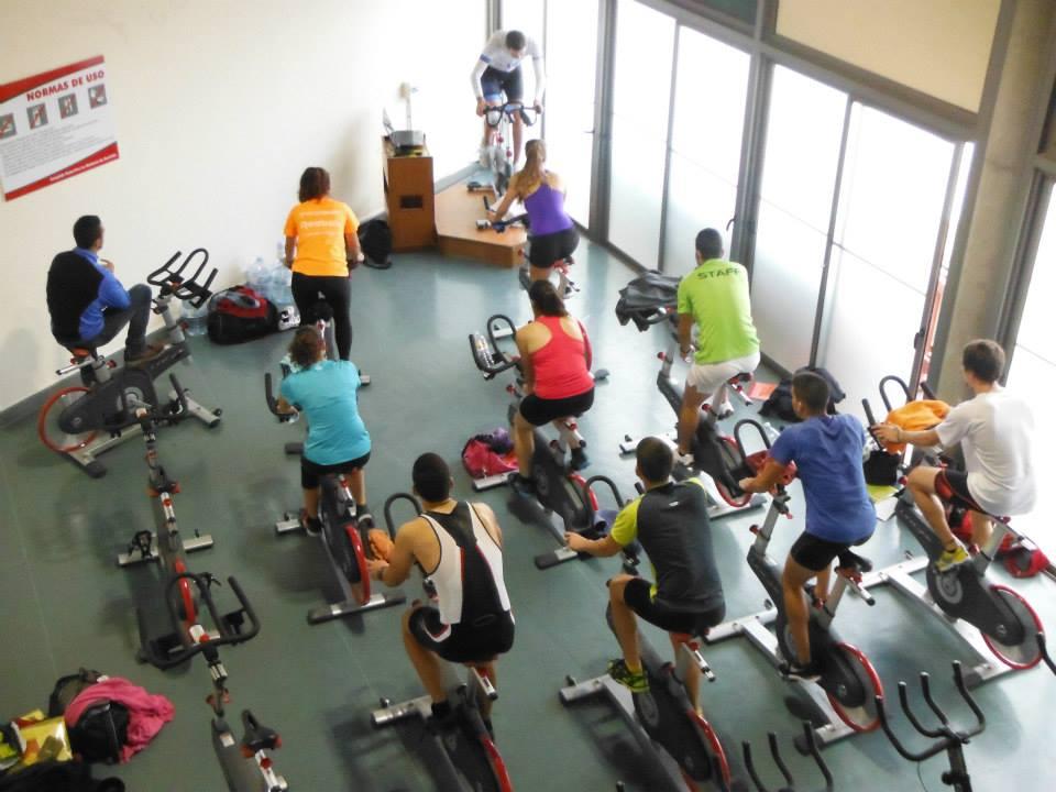 Curso ciclo indoor Tenerife2