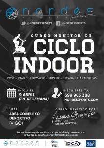 Ciclo Indoor Abril Vigo