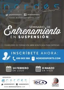 Entrenamiento en suspensión Lugo