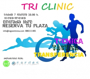 clinic triatlón